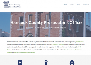 Hancock County Prosecutor Home Page