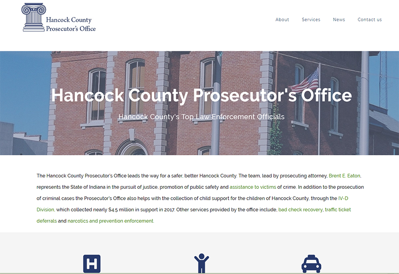 Hancock County Prosecutor's Office