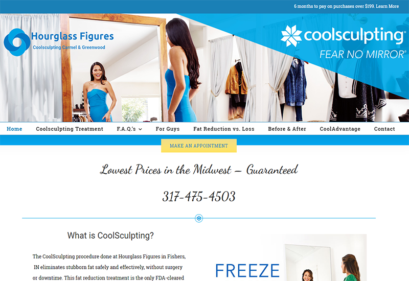 Indiana Coolsculpting Home Page
