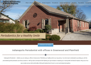 Indiana Periodontics Home Page