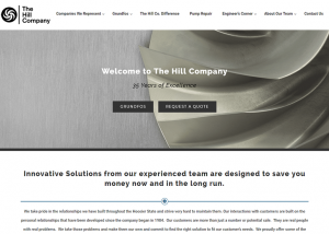 The Hill Company Home Page