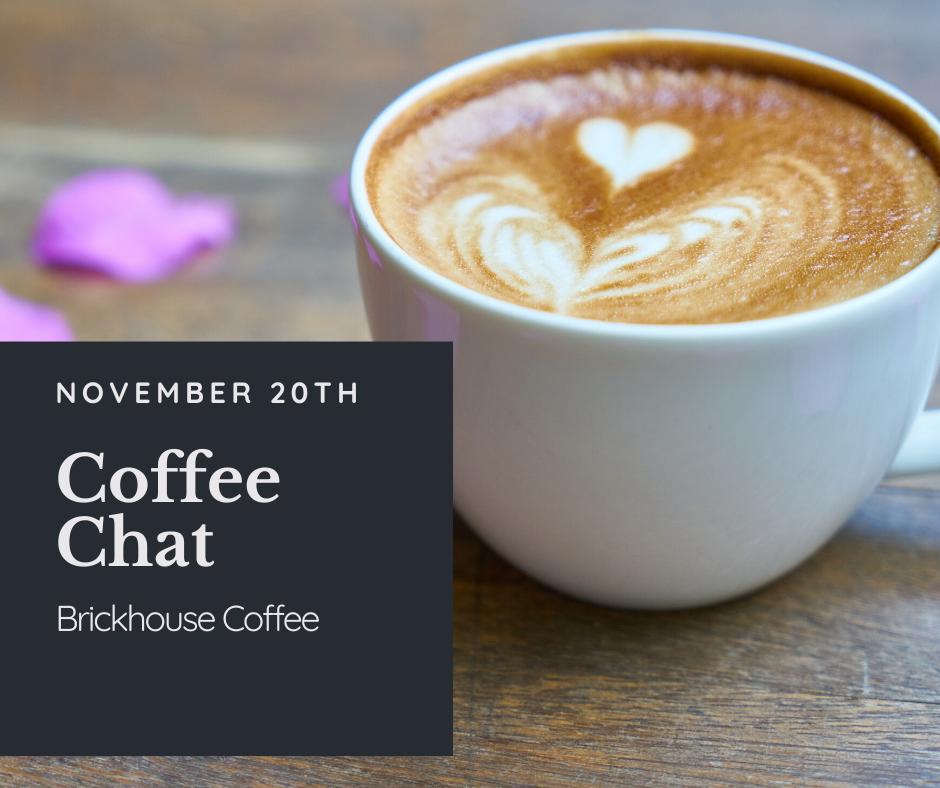 Coffe Chat Invite