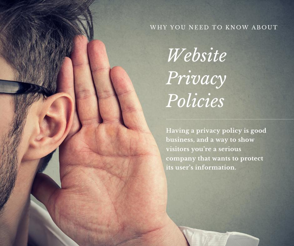 Website Privacy Policies